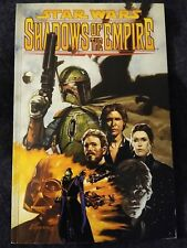 STAR WARS SHADOWS OF THE EMPIRE Graphic Novel Issues 1-6 1997 Dark Horse Comics