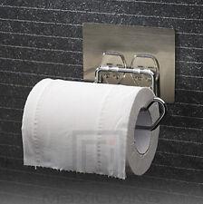 Klopapierhalter Toilettenpapierhalter Bad WC-Halter Wandregal Ohne Bohren 5013