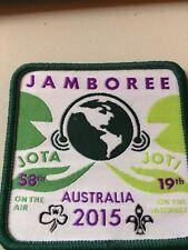 Girl Guides / Scouts JOTA/JOTI 2015