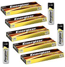 50 X ENERGIZER AA INDUSTRIAL BATTERY MN1500 ALKALINE REPLACE PROCELL EXPIRY 2024