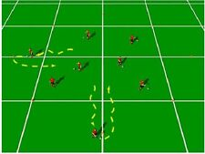 Warm Up Drills for Soccer/Football – Part 1