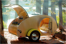 teardrop mini camper travel trailers plans donwload