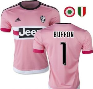Trikot Adidas Juventus Turin 2015-2016 Away Coppa/Scudetto - Buffon 1 I Juve