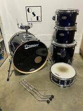 Premier Artist Birch 5 Piece Rock Size Drum Kit Shell Pack