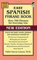 Easy Spanish Phrase Book NEW EDITION: Over 700 Phr