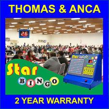 Selector de máquina de Bingo Bingo Electrónico Star & Free 15 Ml Bingo dabbers