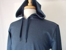 NWT ADIDAS Pullover HOODIE Drawstring CONAVY BLUE Mid-Weight TRAINING   Mens XL