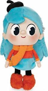 "Netflix Hilda Doll Plush Stuffed Animal 12"" Inches Tall Toy Gund Free Shipping"