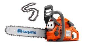 Husqvarna Motorsäge 435 II Neu 38 cm 2,2 PS incl.Ersatzkette