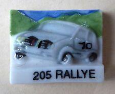 Fève Roule Galette - Prime 1994 - La Voiture Peugeot 205 Rallye