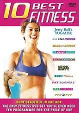 10 BEST FITNESS - DVD - REGION 2 UK