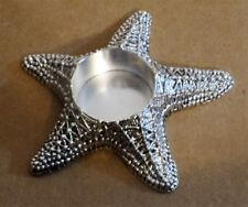 Yankee Candle Starfish Tealight holder New with tags