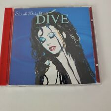 Dive by Sarah Brightman (CD, A&M Records) Music Classical Pop Audio CD