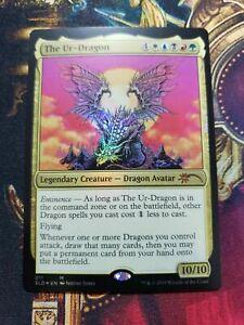 The Ur-Dragon - Foil, MTG, Secret Lair Drop Series, NM, Magic The Gathering