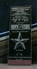 Vintage Matchbook Cover Y5 Lead South Dakota Silver Star Bar Mirco Pavich Ladies