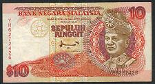 MALAISIE - 10 RINGGIT Pick n° 37. de 1995. en TTB   YH 6272426