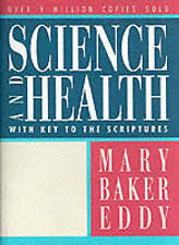 Science and Health with Key to the Scriptures, Eddy, Mary Baker, Used; Good Book