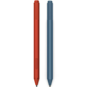 Microsoft Surface Pen Poppy Red + Surface Pen Ice Blue