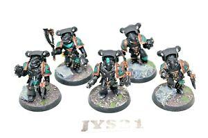 Warhammer Space Marines Mark IV Assault Squad - JYS21