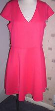 Atmosphere Polyester Knee Length Skater Dresses for Women