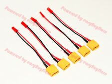 Lot(5) AMASS XT60 XT-60 Male to JST Power Adapter 20AWG 5cm Wire for RC Power