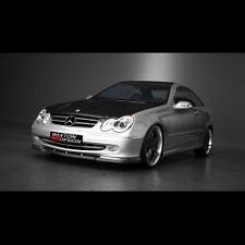 Mercedes W209 preface - Sottoparaurti Anteriore Tuning