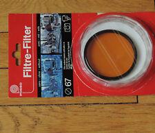 67 mm Filtre Posso 85B Orange, neuf (new)