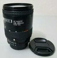 Nikon Nikkor AF 28-85MM 1:3.5-4.5 Lens for Nikon SLR DSLR Camera *GOOD*