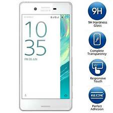 9H Tempered Glass Screen Protector Guard Shield Saver Armor For Sony Xperia X