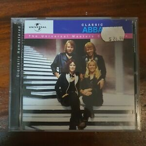 ABBA classic abba (CD compilation, remastered) greatest hits, best of, very good