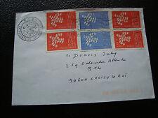 FRANCE - enveloppe 1988 (cy54) french