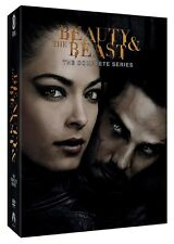 Beauty and the Beast Complete Series Boxset Season 1-4 (2017 20-Disc) 1 2 3 4