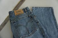 REVILS Herren Men Jeans Hose 33/32 W33 L32 stonewashed blau TOP C22