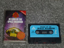 Return of the Space Warrior (Power House) - Commodore 64/c64