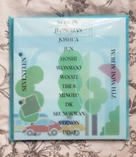 Seventeen Heng:garae CD album Hana (1) version SVT / Henggarae no photocards pc