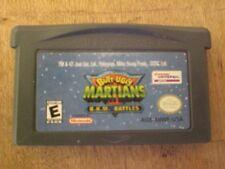 Butt-Ugly Martians: B.K.M. Battles  (Nintendo Game Boy Advance, 2002)