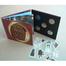 THE LORD OF THE RINGS - THE TWO TOWERS COIN COLLECTION