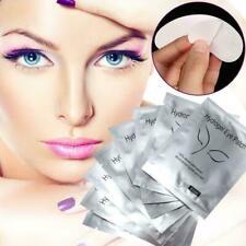 Salon Eyelash Lash Extensions Under Eye Gel Pads Lint Makeup Patches Free W0H4
