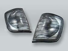 TYC Smoke Corner Lights Parking Lamps PAIR fits 1988-1995 MB E-Class W124