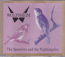 Wolfsheim-The Sparrows And the Nightingales cd maxi single