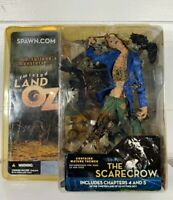 McFarlane's Monsters Twisted Land of Oz The Scarecrow Action Figure 2003 RARE