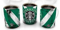 STARBUCKS  COFFEE STYLE Mug ,Gift 110Z, OFFICE , HOME