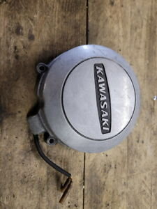KAWASAKI Z650/KZ650 B2/B3/C1/C2/C3 ALTERNATOR CASING AND WINDING  REF T