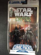 Star Wars 30th Aniversario Tac Comic Pack Darth Vader & Moff Trachta