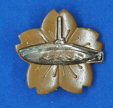 Japan WW2 War Badge Submarine Insignia Reproduction