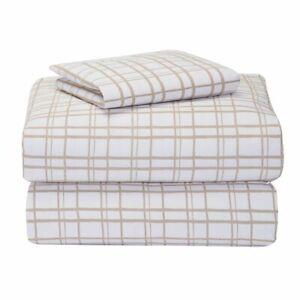OCM College Dorm Sheet Sets, Twin XL, Premium Soft Microfiber, 10+ Styles
