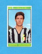 CAMPIONI dello SPORT 1967/68-Figurina n.137- SALVADORE -CALCIO-Recuperata