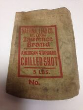 Vintage National Lead Co. Lawrence Brand American Standard 5Lbs.