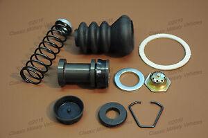 Willys Master Cylinder Rebuild Repair Kit. CJ2A CJ3A CJ3B CJ5 M38, M38A1 USA.