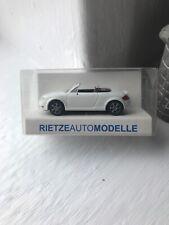 Rietze automodelle 10950 Audi TT Roadster 1:87